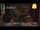 Shawn Mendes- Treat You Better Lyrics (acoustic version)
