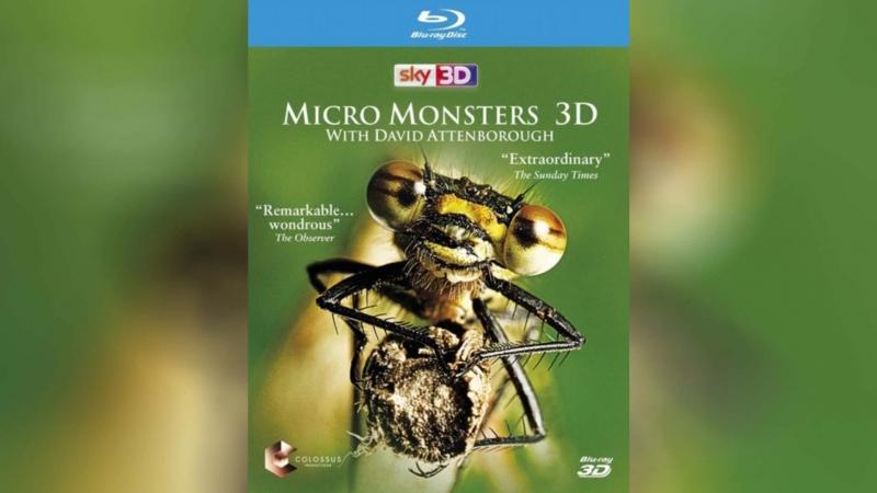 Микромонстры 3D с Дэвидом Аттенборо (2013) |