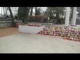 Вот как поляки чтут память красноармейцев