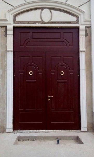 двери металлические на заказ в егорьевске