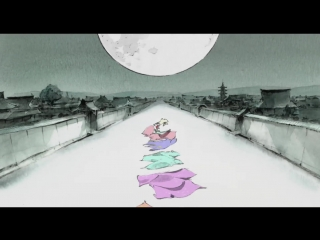 Сказание о принцессе Кагуя/Kaguyahime no monogatari (2013) Британский трейлер