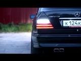 Mercedes Benz W124 E500 AMG