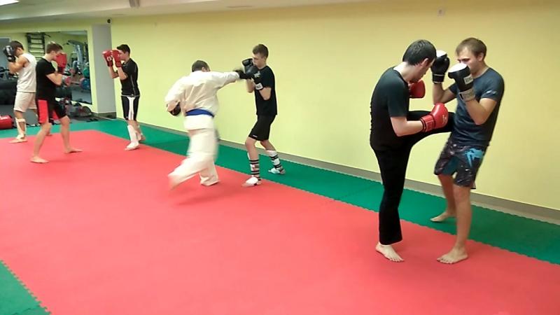 Renraku class in Dojo
