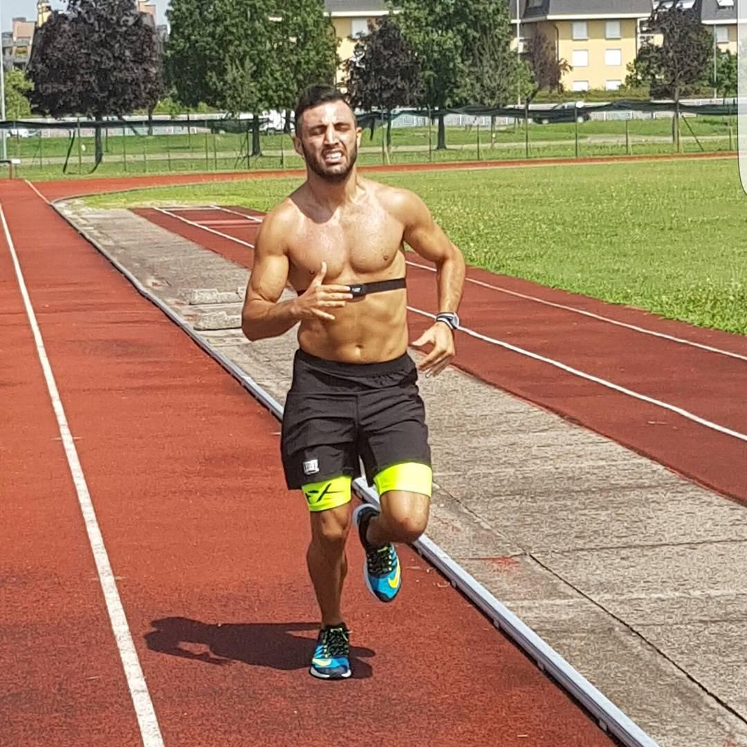 Giorgio Petrosyan Training, Workout