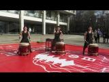 #hinode #hinode2016 #хинодэ Тайко-барабанщики