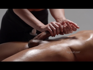 Массаж члена [hegre-art.com] 2013-12-10 playful penis massage [massage, 1080p]