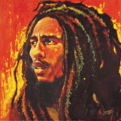 bob marley works cited