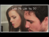 Ellie Goulding - Love Me Like You Do w Tiffany Alvord + Concert announcement