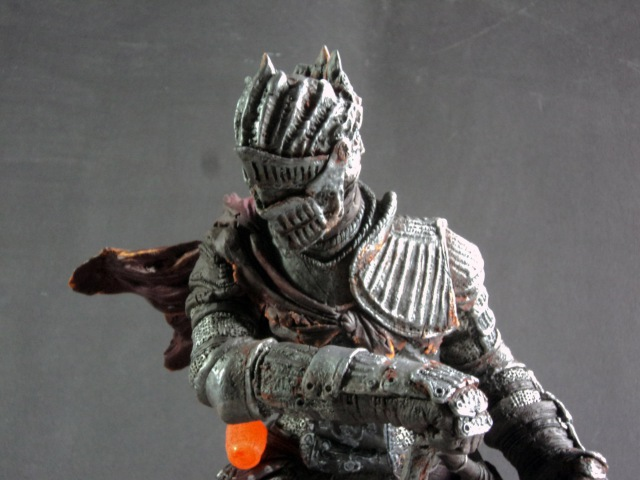 Sculpting Dark souls 3 - Soul of Cinder Statue