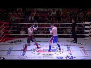 130. Умед Хамраев (Таджикистан) - Павел Бубела (Приморский край) 93 кг