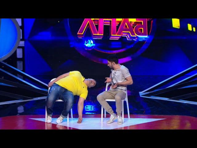 Comedy Баттл Суперсезон Дуэт Лена Кука 1 тур 04 04 2014