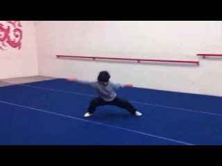 Forma básica de 32 movimientos - Chuji Changquan 初级长拳