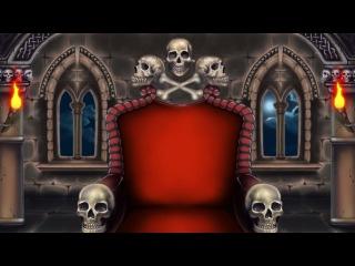 Маленький ролик о создании фоновых рисунков для клипа Исповедь вампира
