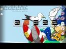 Gameplay оригинальной игры на русском Rock'n'roll racing