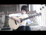 (Yiruma) Kiss_The_Rain - Sungha Jung