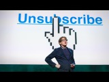 The agony of trying to unsubscribe James Veitch