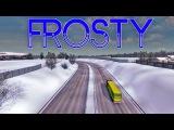 ETS2 Frosty Winter Weather Mod 6.1 - Euro Truck Simulator 2 Mods 💚