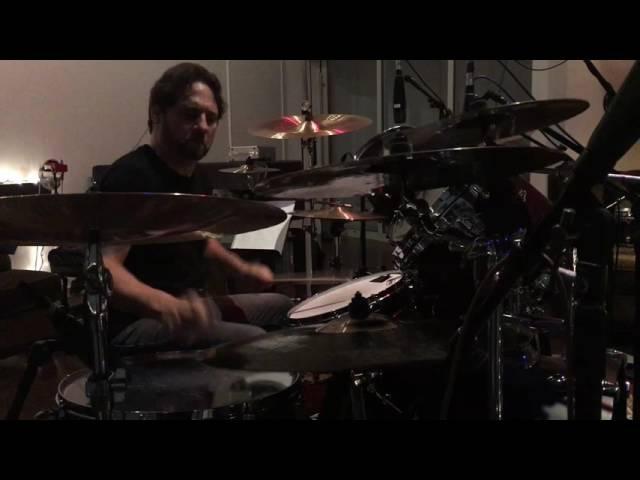 In The Studio - May 2016 - Dave Lombardo