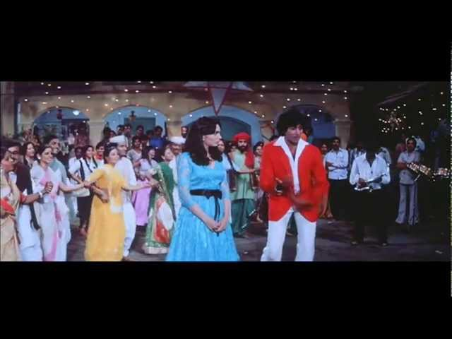 Amitabh Bachchan, Parveen Babi - Angrezi Mein Kehte Hai Ki (Khud-Daar)