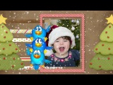 We Wish You a Merry Christmas  Carols in English for children  Proshow Producer