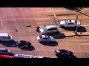 Woman In Minivan Stops High Speed Chase in Dallas 2 11 15 MAMA BEAR
