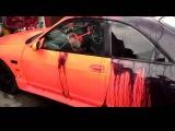 Офигенная покраска авто! Лучшие автомобильные приколы!