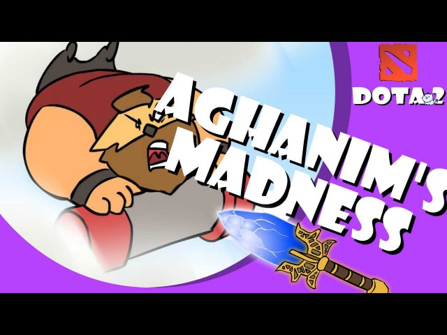Aghanim's Madness 6.87 (Dota 2 Parody)