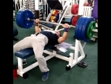 Алексей Сивоконь, жмёт 160 кг на 6 повторов без экипировки с св 72, 5 кг!
