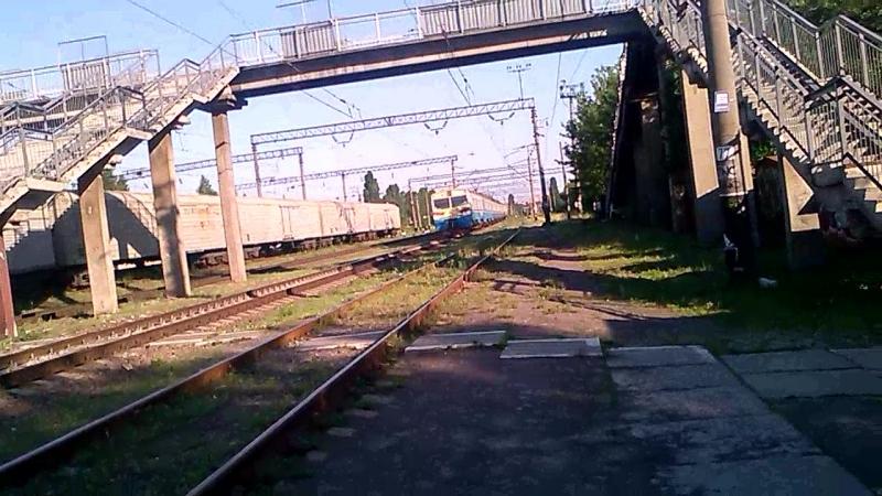 Електропоезд ЕПЛ9т 005