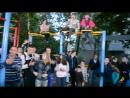 Выступление BarStars на открытии летнего сезона в Новомосковске