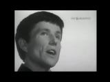Синяя песня (Синий иней) - ВИА Поющие гитары 1969 г.