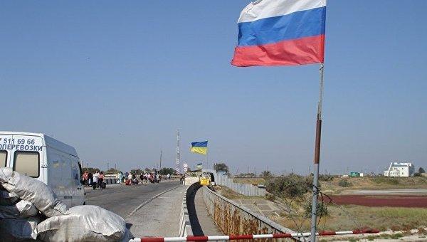 Дополнительные подробностии прорыва украинских диверсионных групп в Крым
