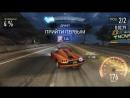 Need For Speed No Limits Novato Bay speedrun against noob Trippa
