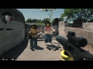 αřť֍šραčè - LEGO- First Person Shooter
