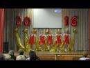 Русский народный танец на день учителя