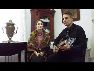 Наталия Гудева (аккомпанирует Артур Коновалов) - Андалузская ночь, городской романс