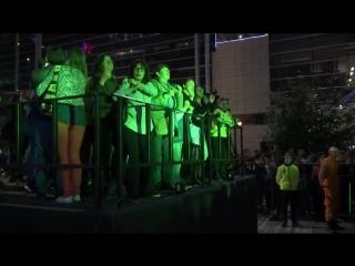 Чувство музыки: в Колумбии прошёл концерт для глухонемых