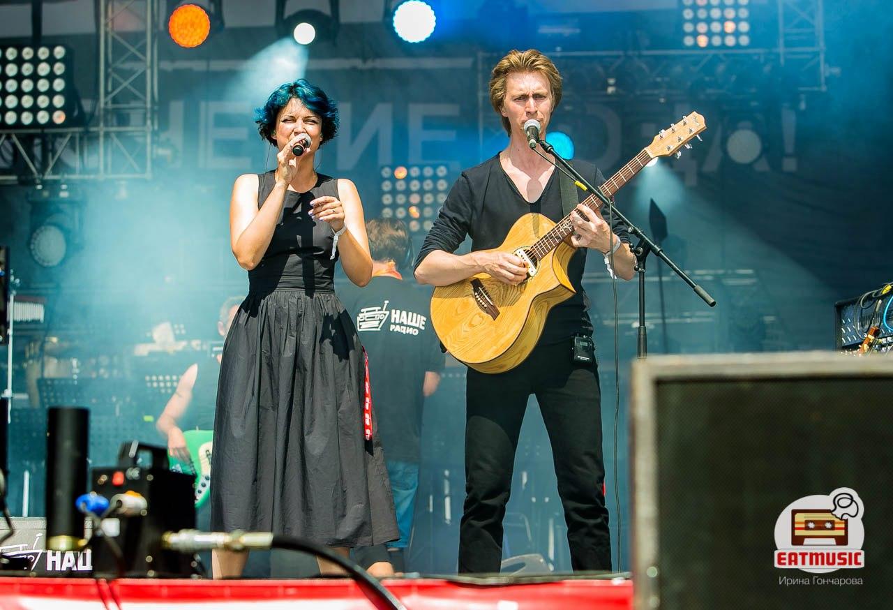 Мельница на фестивале НАШЕСТВИЕ 2016