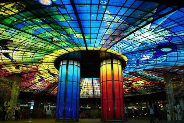 Աշխարհի մետրոների շքեղ կայանները (ֆոտոշարք)