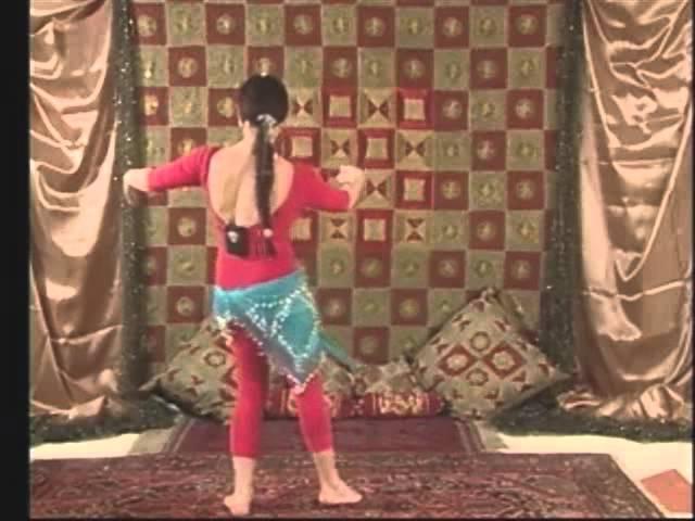 Lulu Sabongi / Oitos, Ondulações e Redondos Vol 03 - eights, undulations and round / Belly dance
