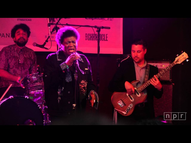 Charles Bradley: 'The World (Is Going Up In Flames)' SXSW 2016 | NPR MUSIC FRONT ROW