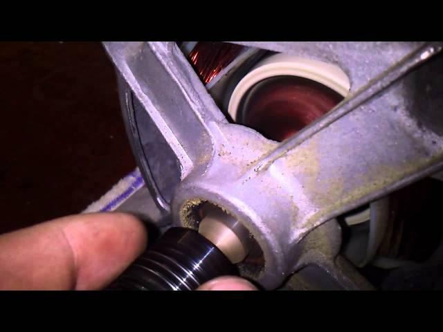 Как подключить двигатель от стиральной машины к 220в.