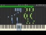 HQ Porco Rosso - The Bygone Days ( Joe Hisaishi ) - Jazz Piano tutorial ( Synthesia )
