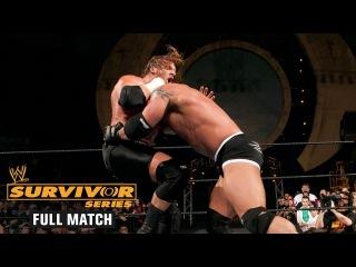 #My1 FULL MATCH - Goldberg vs. Triple H: Survivor Series 2003, on WWE Network