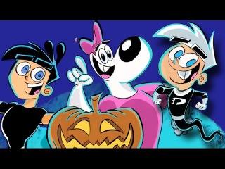 NICKTOONS cosplay as NICKTOONS - Halloween 2016
