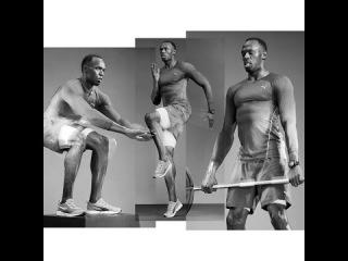 Тренировки Легкоатлетов: Усейн Болт / Training Usain Bolt (Flash)