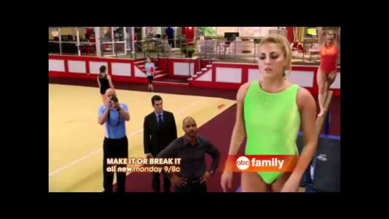 Make It or Break It - Season 3, Episode 3 - Time Is Of The Essence - Promo 1