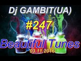 Dj GAMBIT(UA) – Beautiful Tunes #247 (November 2016 Radio)[03.11.2016]