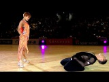 Timur Imametdinov - Nina Bezzubova | Соло джайв | 2015 WDSF Чемпионат Европы