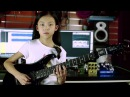 A 9 year old girl YOYO Pinxi Liu Cover Angel Of Darkness Andy james